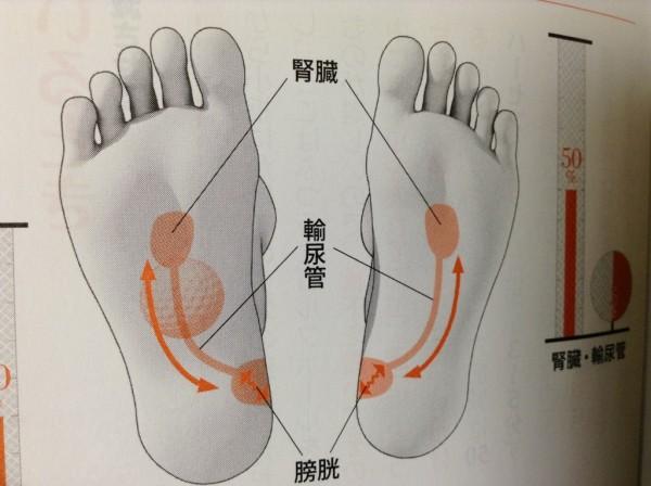 足裏の痛みはからだの不調?かも。ツボ押しで改善!